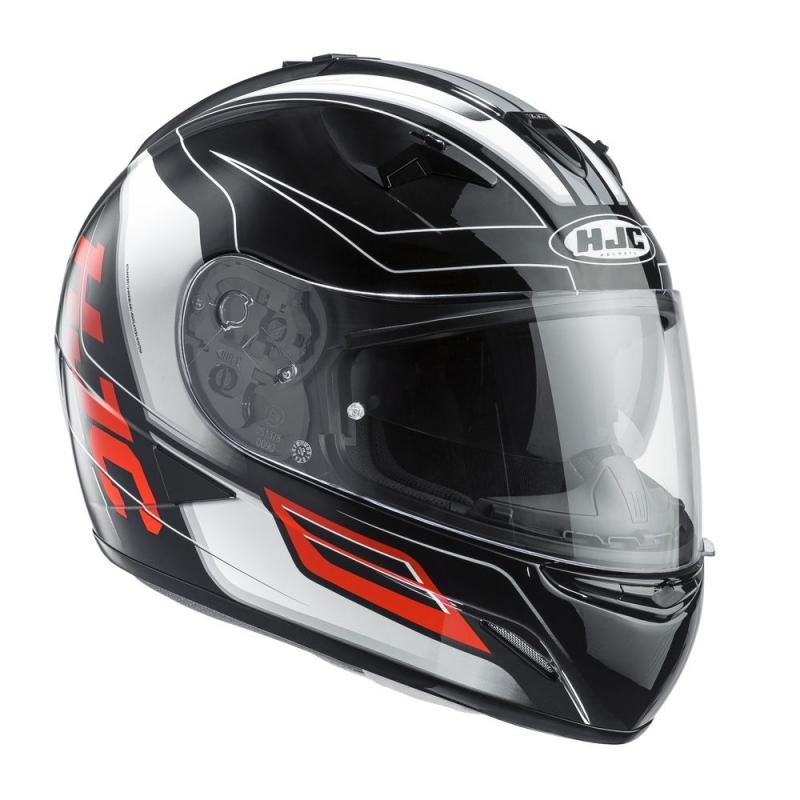Casque intégral HJC TR-1 SKYRIDE MC1