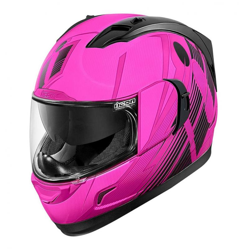 Casque intégral Icon Alliance GT Primary rose