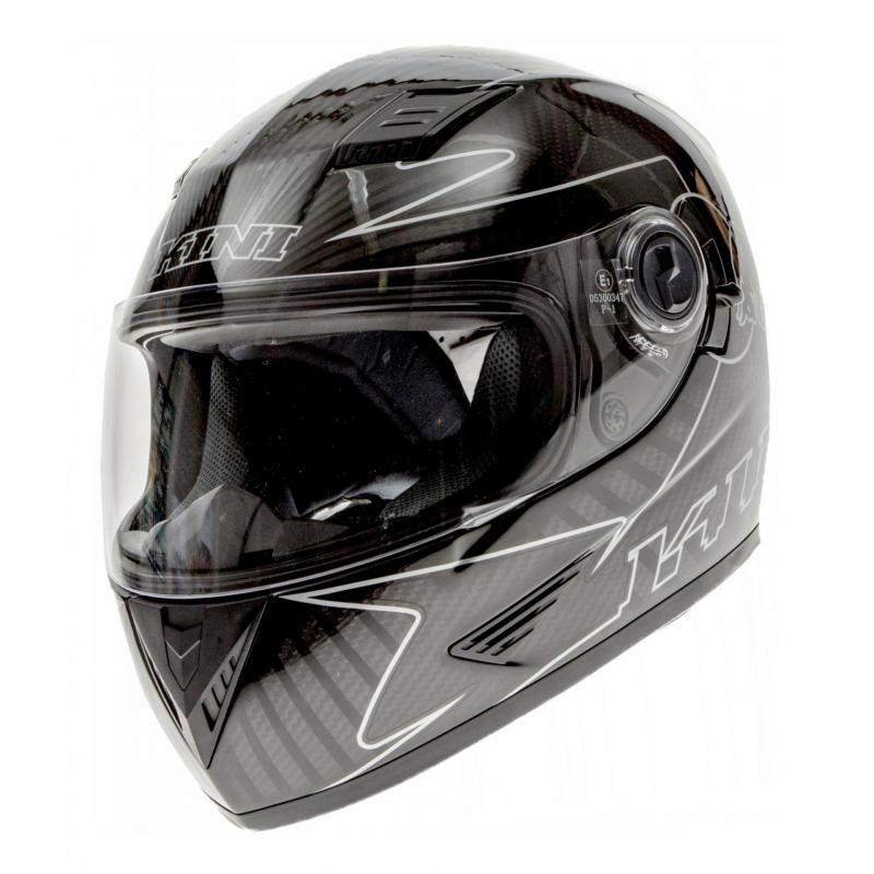 Casque intégral Kini Red Bull Road carbone
