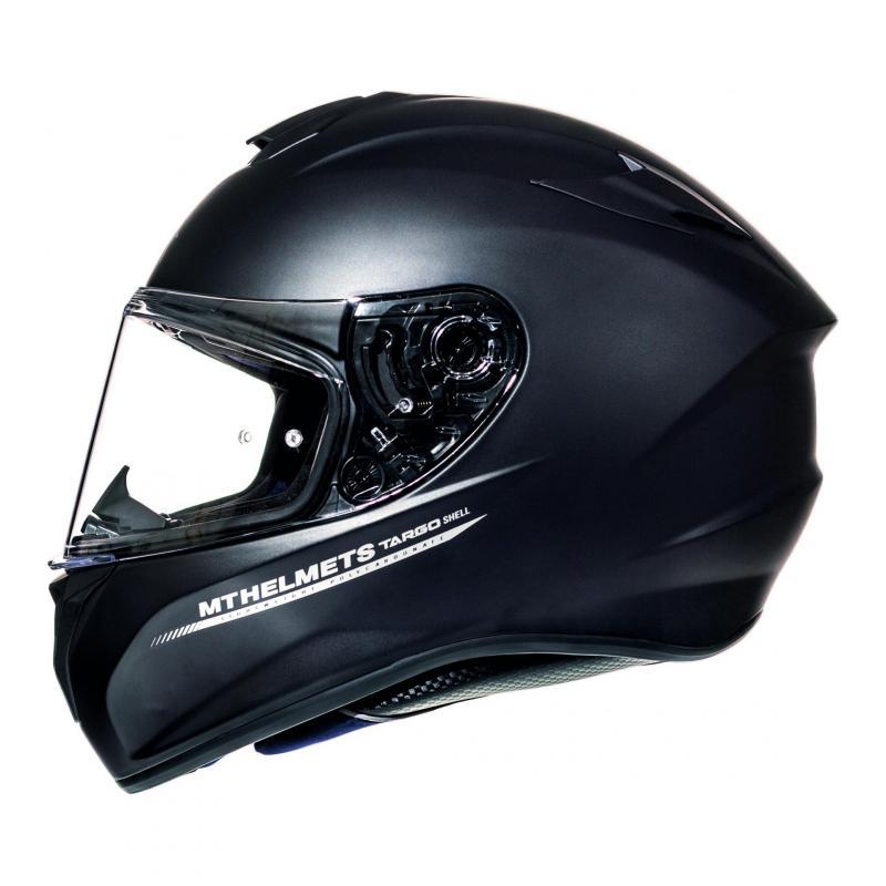 Casque intégral MT Helmet Targo noir mat