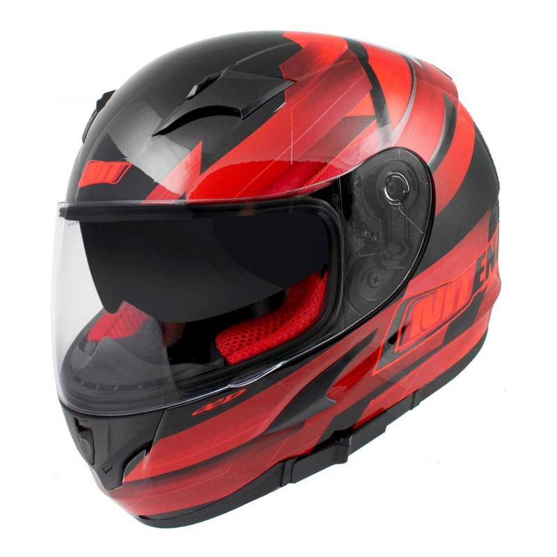 Casque intégral Noend Race by OCD rouge