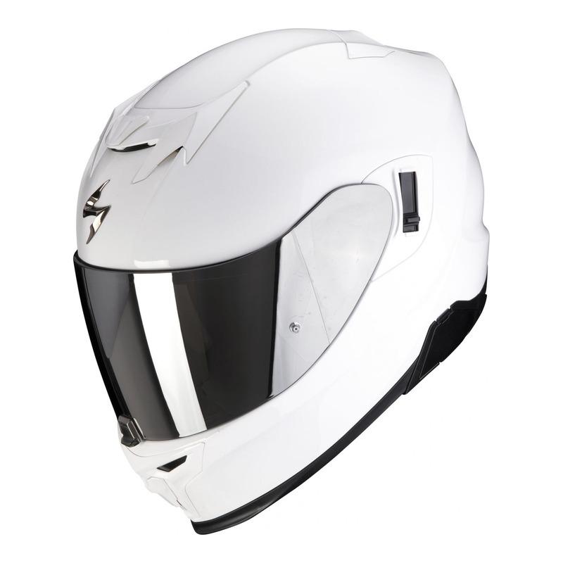 Casque intégral Scorpion EXO-520 Air Solid blanc