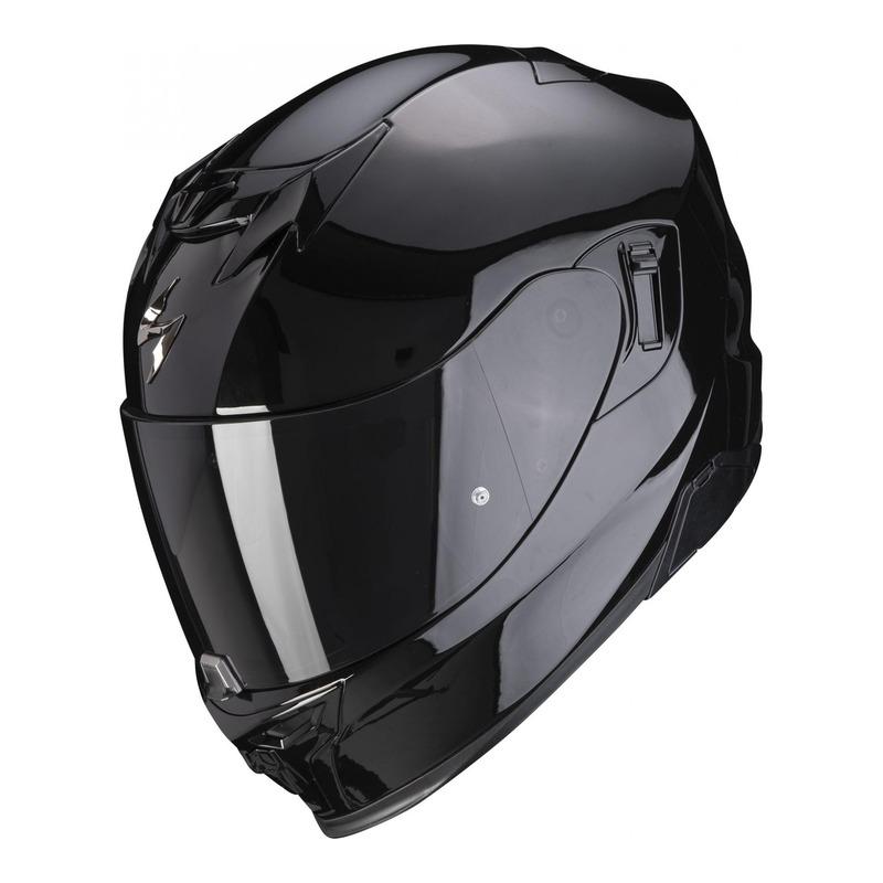 Casque intégral Scorpion EXO-520 Air Solid noir