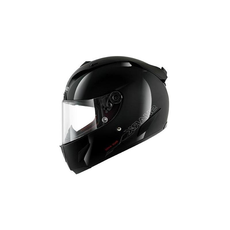 Casque Intégral SHARK Race-R Pro Blank noir