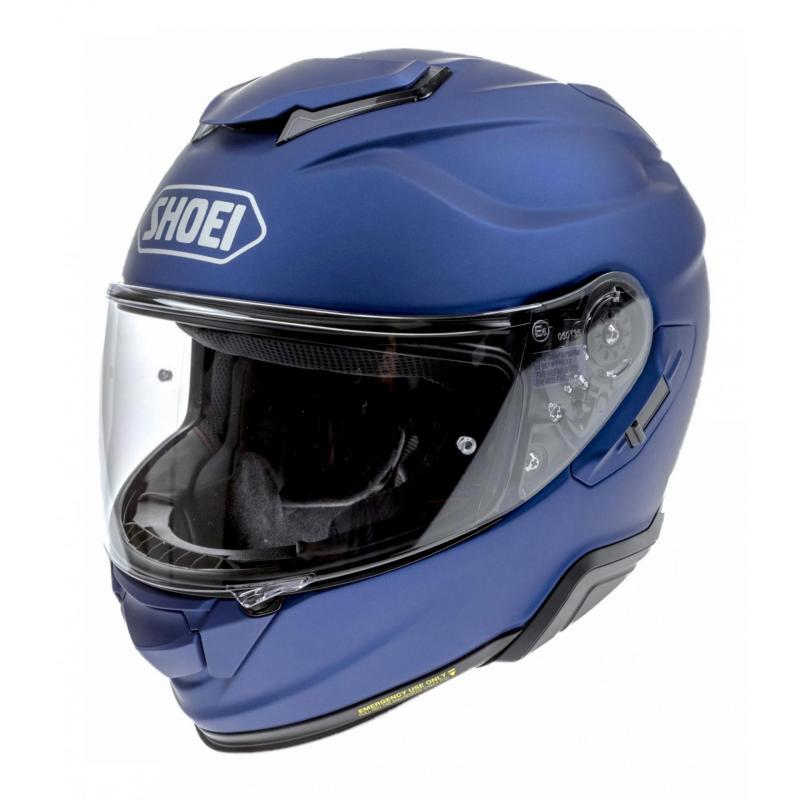 Casque intégral Shoei GT-Air II bleu mat