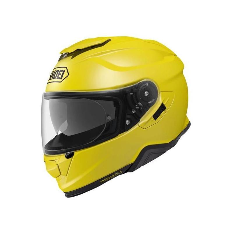 Casque intégral Shoei GT-Air II jaune brillant