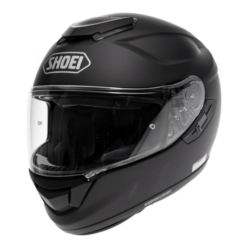Casque intégral Shoei GT-AIR noir mat