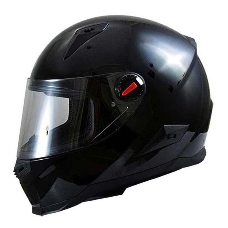 Casque intégral Trendy T-501 noir mat