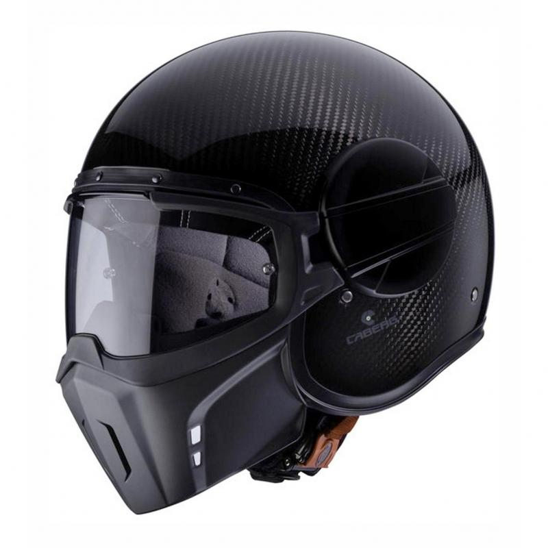 Casque jet Caberg GHOST CARBON