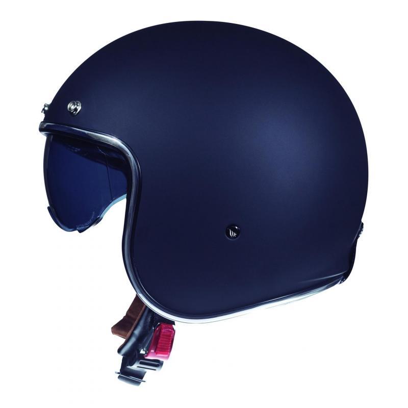 Casque jet MT Helmet Le Mans 2 SV noir mat