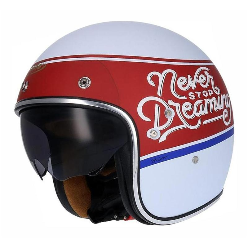 Casque jet Shiro SH 235 dreaming