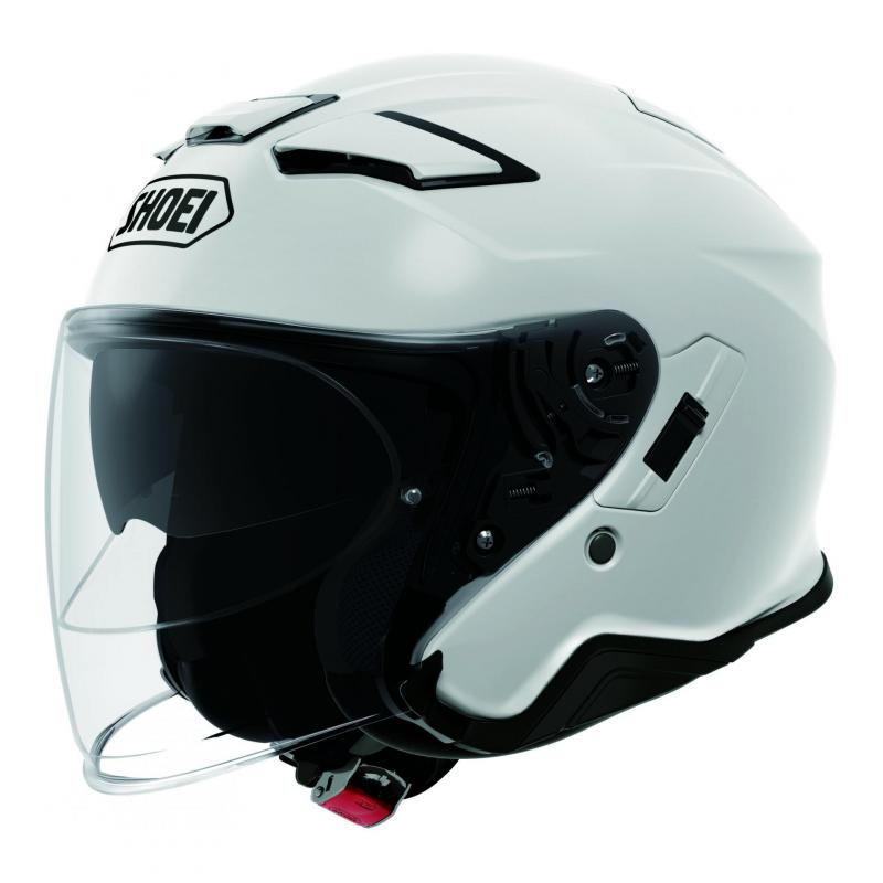 Casque jet Shoei J-Cruise II blanc