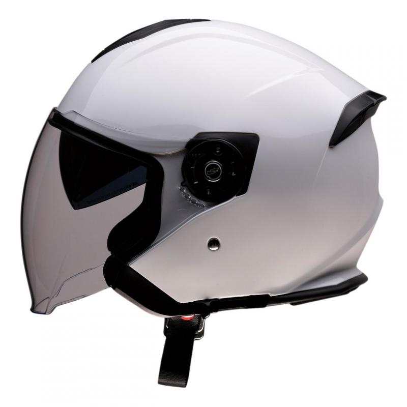 Casque jet Z1R Road Maxx blanc brillant