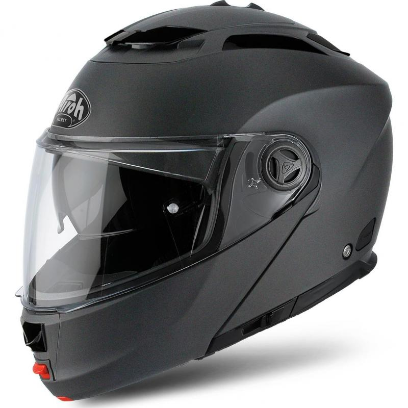 Casque modulable Airoh Phantom-S Color anthracite mat