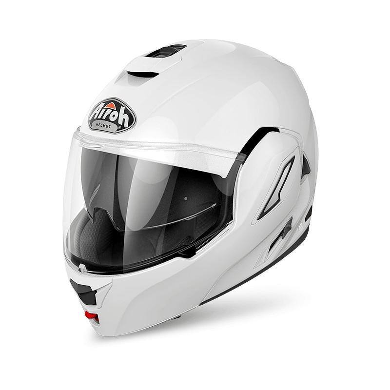 Casque modulable Airoh REV 19 Color blanc brillant