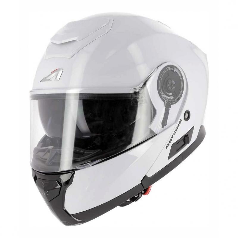 Casque modulable Astone RT900 blanc