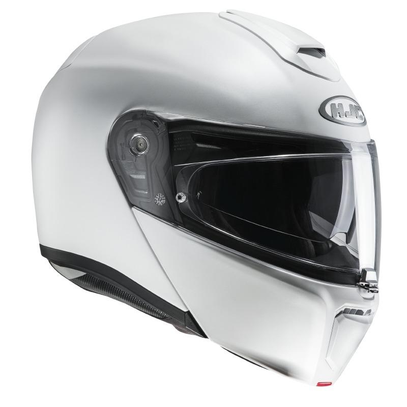 Casque modulable HJC RPHA 90 SEMI FLAT Blanc
