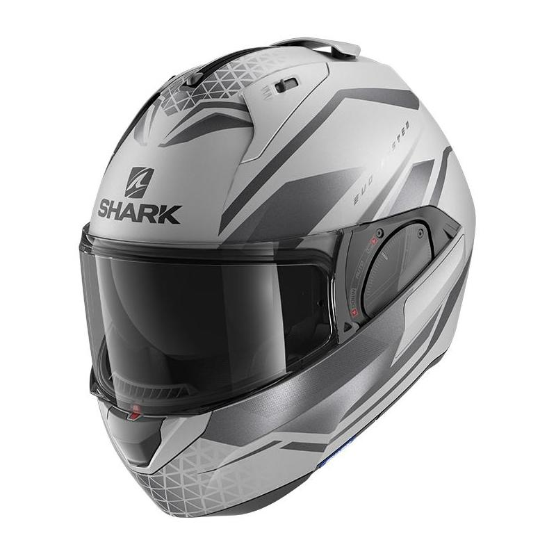 Casque modulable Shark EVO ES Yari anthracite/noir