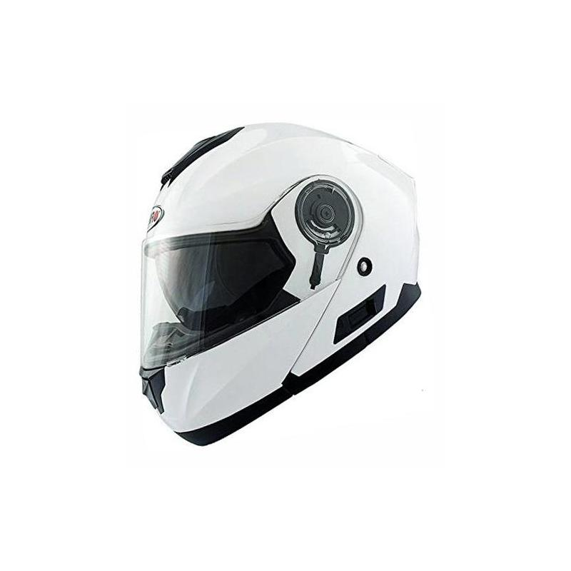 Casque modulable Shiro SH 507 blanc