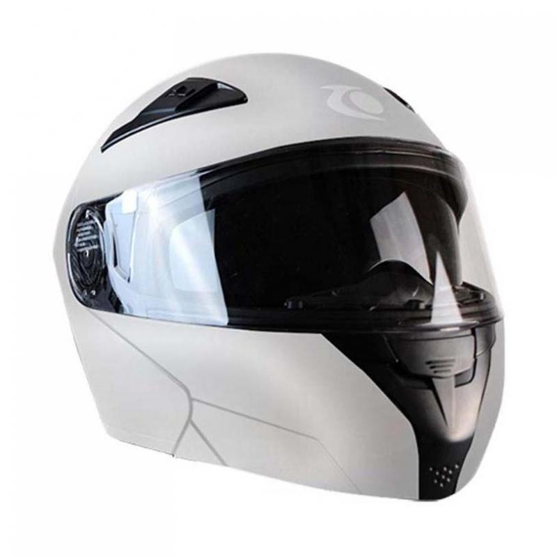 Casque modulable Trendy T-703 blanc nacré