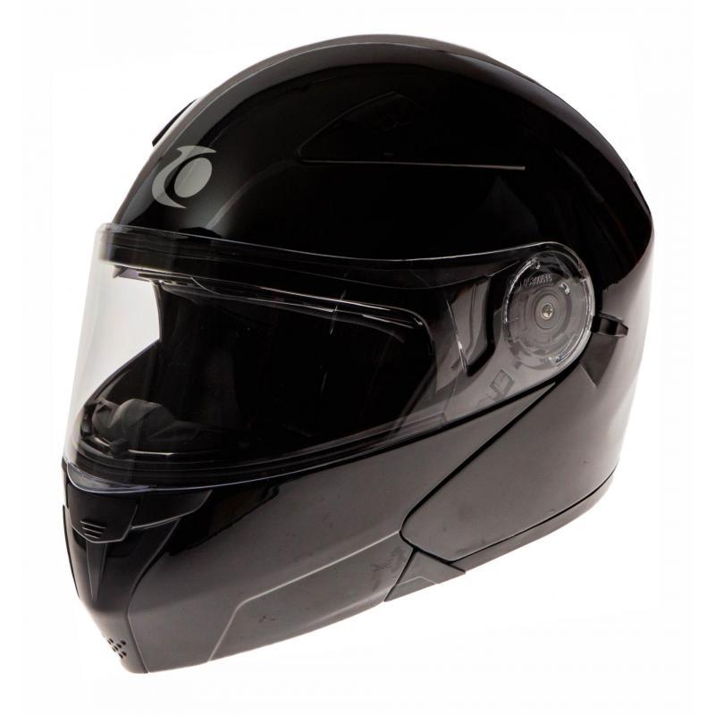 Casque modulable Trendy T-703 noir verni
