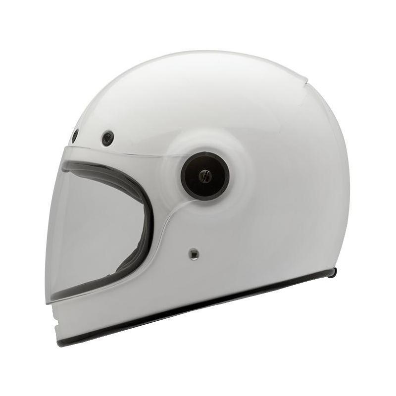 Casque moto intégral Bell Bullitt blanc