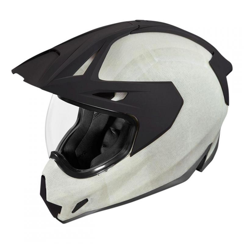 Casque trail Icon Variant Pro Construct™ blanc