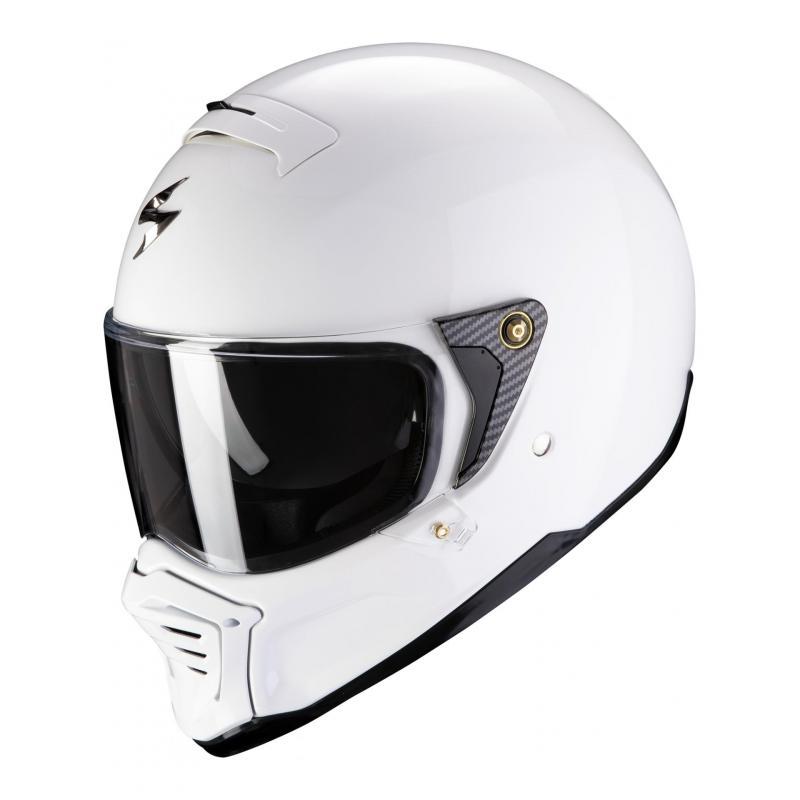 Casque intégral Scorpion Exo-HX1 Solid blanc