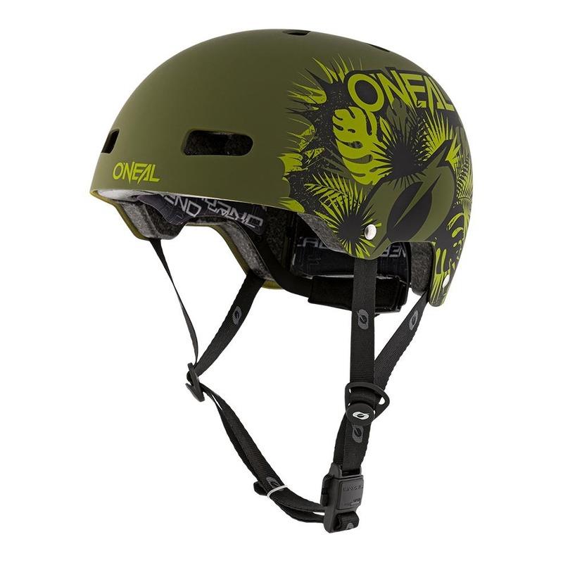 Casque vélo bol O'Neal Dirt Lid ZF Plant vert