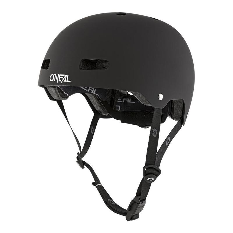 Casque vélo bol O'Neal Dirt Lid ZF Solid noir