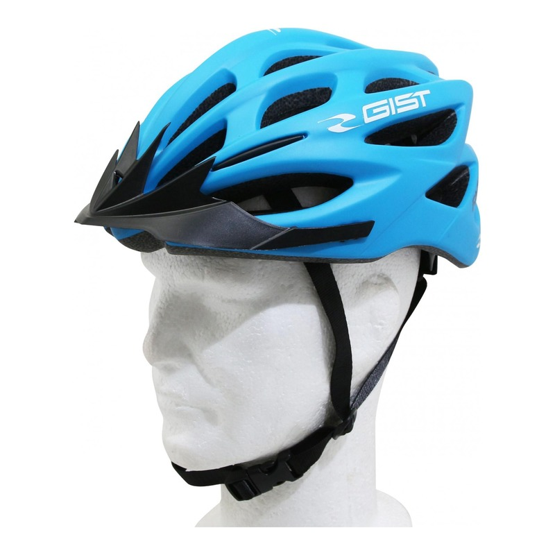 Casque vélo city/E-Bike Gist Faster urban bleu mat