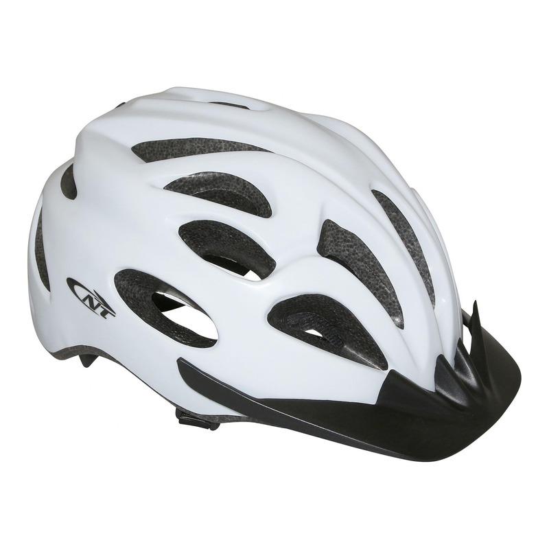 Casque vélo city Newton V1 blanc