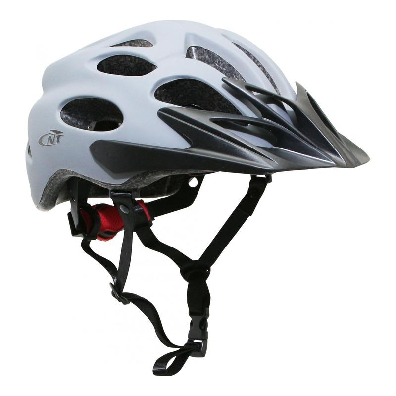 Casque vélo city Newton V1 gris clair