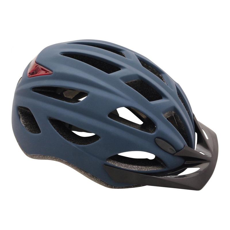 Casque vélo city Polisport Citygo bleu foncé