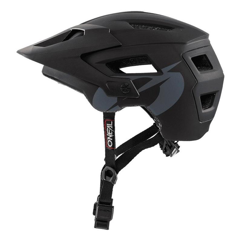 Casque vélo O'Neal Defender Solid noir