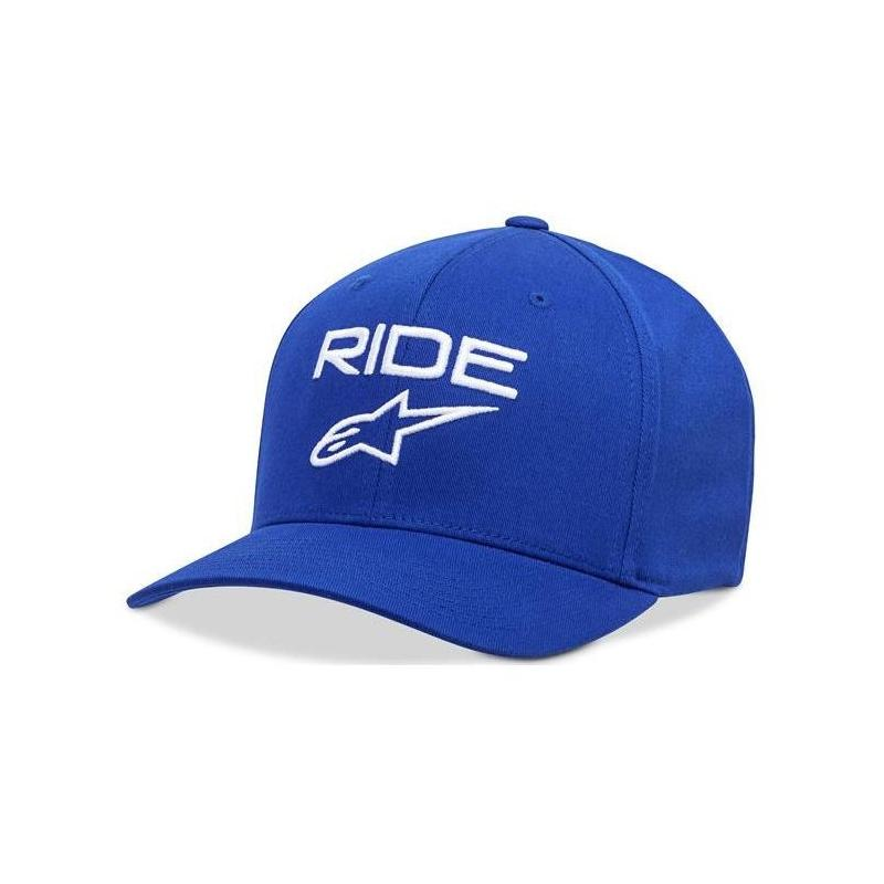 Casquette Alpinestars Ride 2.0 royal blue/blanc