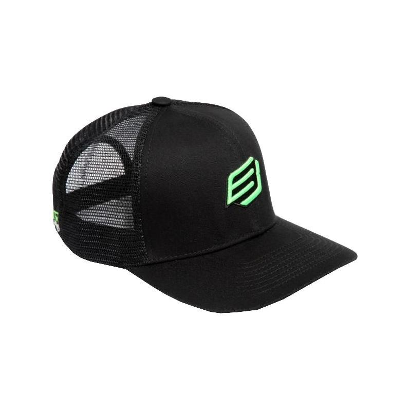 Casquette Bud Racing Small Icon noir/vert