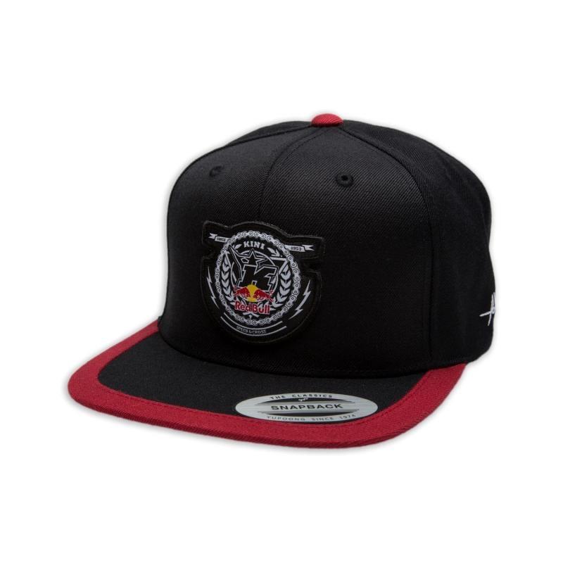 Casquette Kini Red Bull Crest noir/rouge