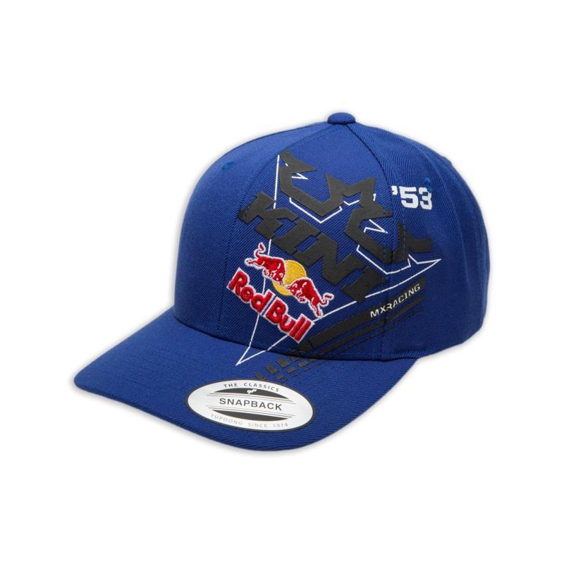 Casquette Kini Red Bull Ribbon bleu marine