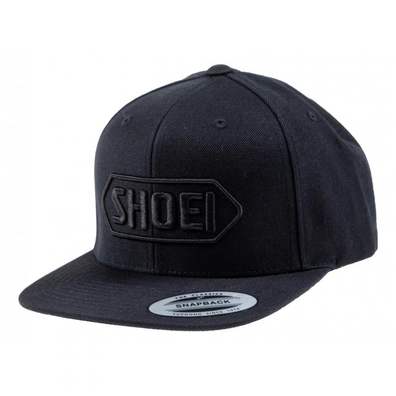 Casquette Shoei Basecap noir/noir