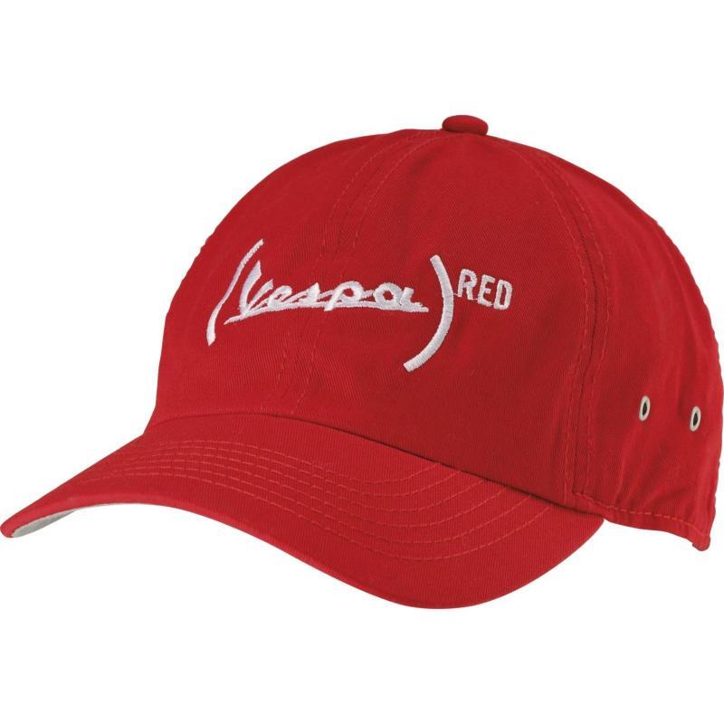 Casquette Vespa 946 rouge