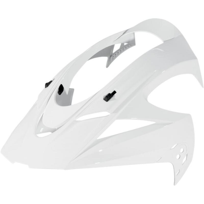 Casquette visière Icon Variant blanc