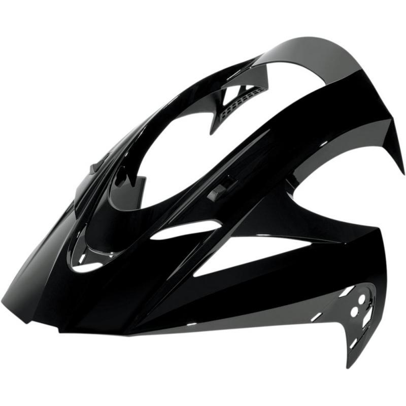 Casquette visière Icon Variant noire