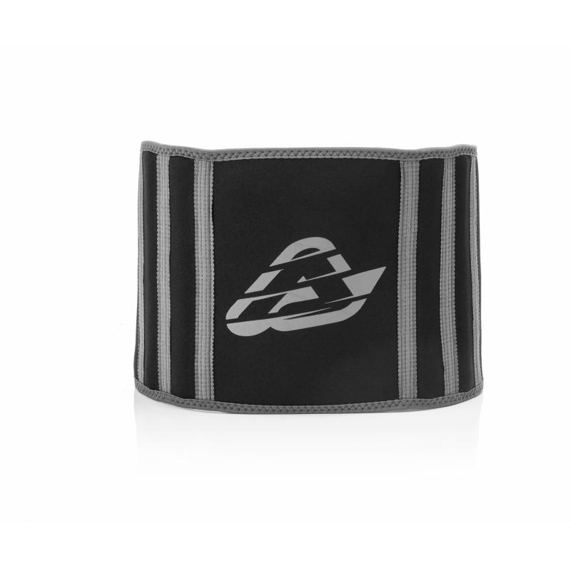 Ceinture de soutien lombaire Acerbis K-BELT noir/gris