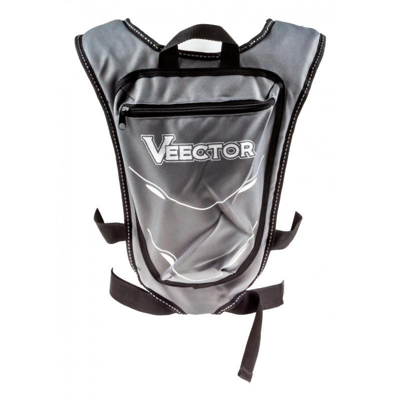 Ceinture pour Passager Veector Spyder-Belt 2 noir
