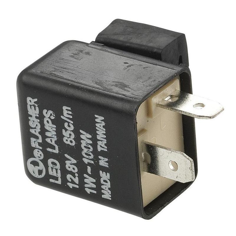 Centrale clignotant LED 12v 100w 2 Fastons