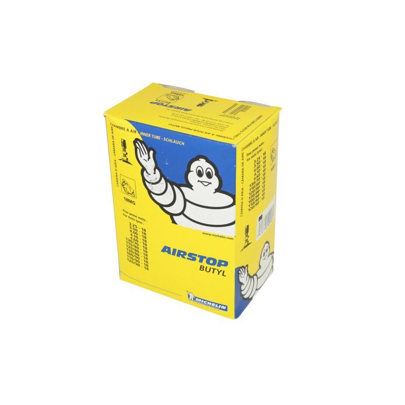 Chambre à air Michelin Street 130/80-18 valve droite TR4
