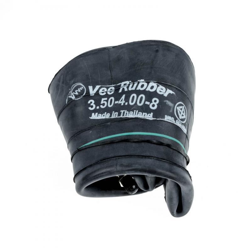 Chambre à air Vee Rubber TR4 3.50/4.00-8