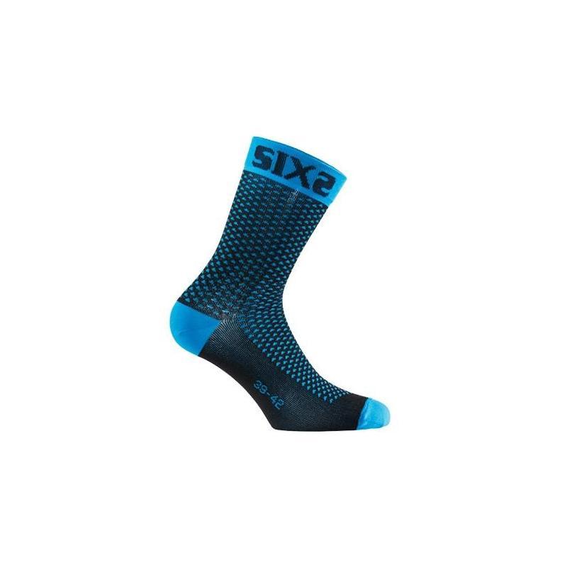 Chaussettes de compression Sixs Comp Sho blue light