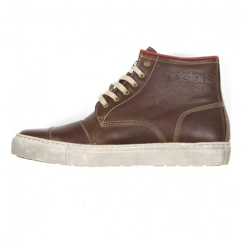 Chaussures cuir Aniline Helstons C5 fauve